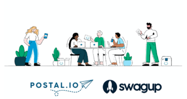 Engagement Platform Postal.io Integrates with SwagUp