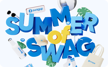 Introducing the SwagUp Summer Catalog 🏖