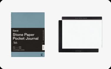 Brand Spotlight: Karst Stone Paper Notebooks