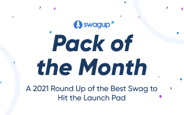 2021 Swag Pack Round Up:  The Best Swag Launched This Year
