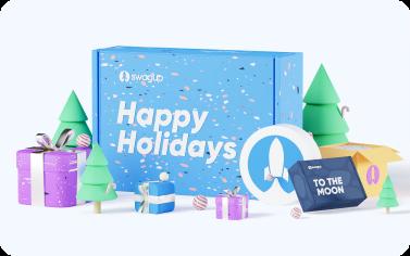 Sneak Peek! Holiday Catalog 2021 SwagUp Picks 🎁