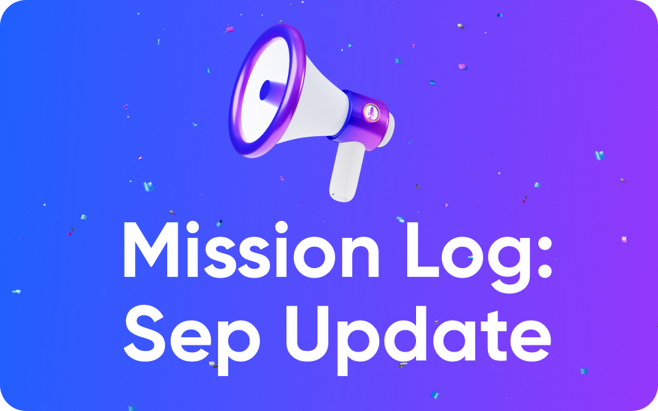 Mission Log: New and Improved Mockup Approvals, Swag Shipments, and More!
